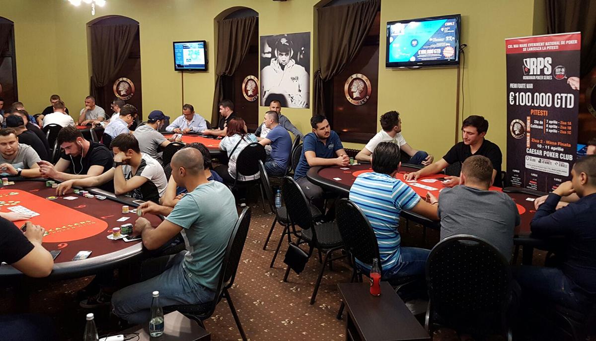 Club poker constanta